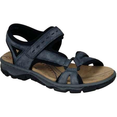 hochwertige Sandalette der Marke Rieker