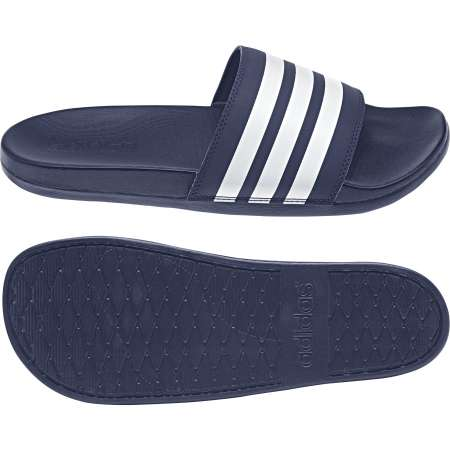 Adidas - Adilette Cloudfoam Plus Stripes Slipper