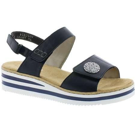 modische Sandalette von Rieker
