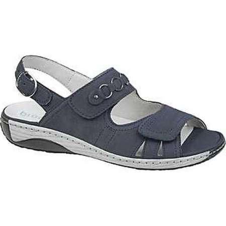 hochwertige Sandalette der Marke Waldläufer