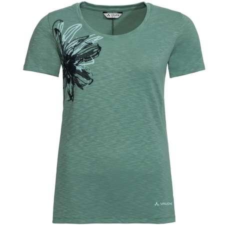 Vaude Damen Funktionsshirt - Women Skomer Print Shirt II