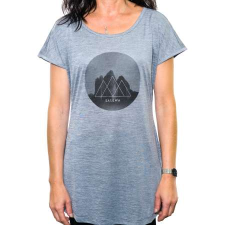 *Fortezza Dry Damen kurzarm T-Shirt