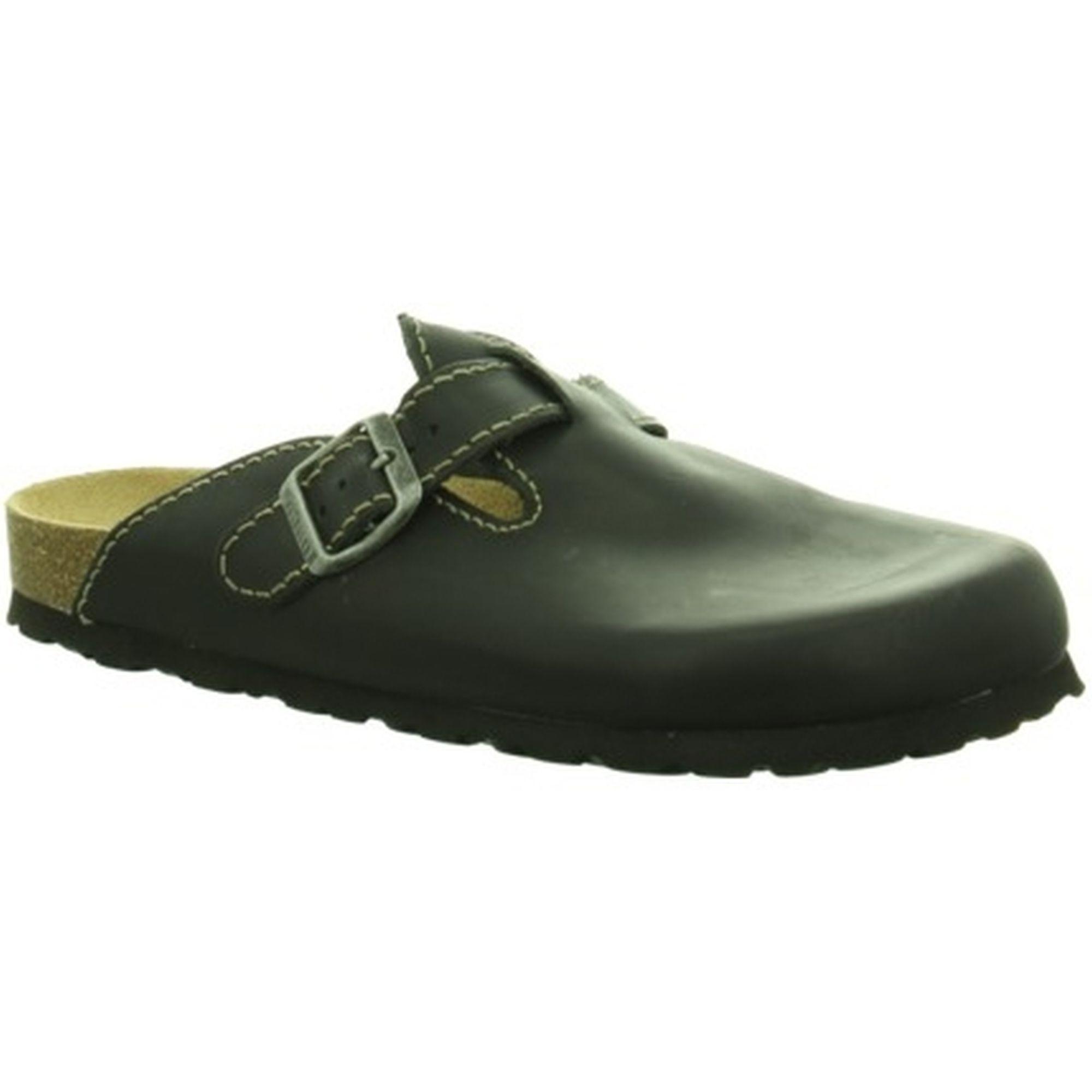 Longo - Herren Pantolette der Marke Longo - schwarz - 1006530 - EU=44 5cx2Lf