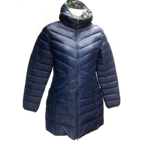 Damen Coat Zip Hood