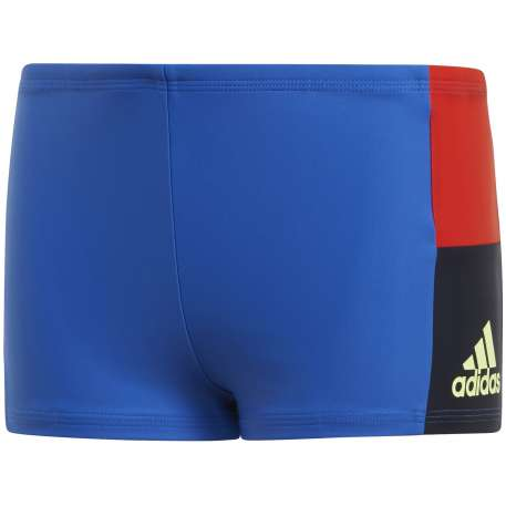 Adidas - Fitness Colorblock Boxer-Badehose