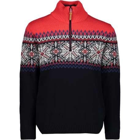 Herren Knitted Pullover